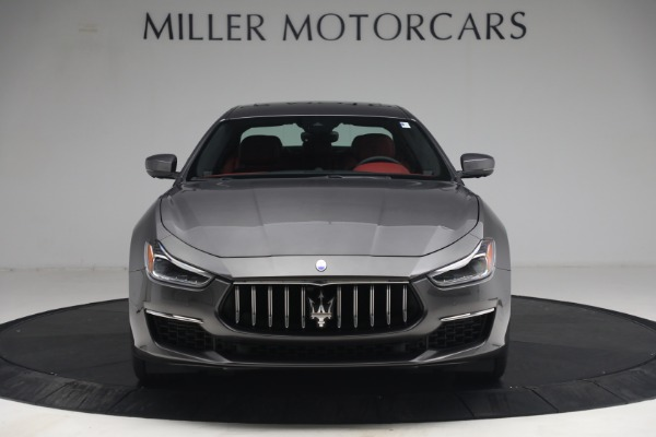 New 2021 Maserati Ghibli SQ4 GranLusso for sale Sold at Alfa Romeo of Greenwich in Greenwich CT 06830 12
