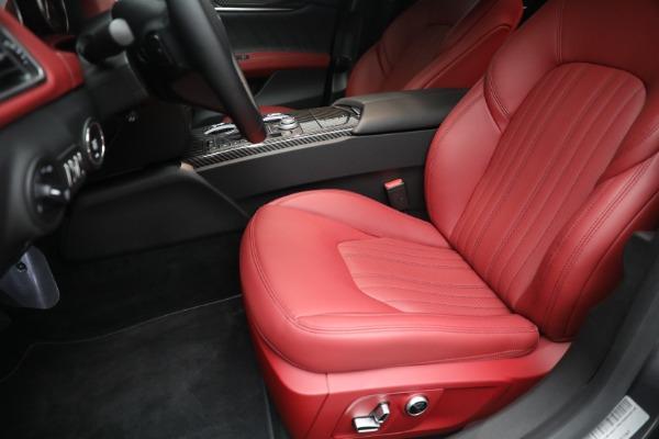 New 2021 Maserati Ghibli SQ4 GranLusso for sale Sold at Alfa Romeo of Greenwich in Greenwich CT 06830 15