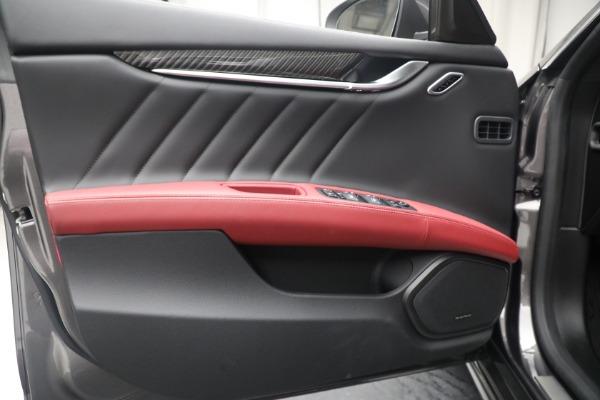 New 2021 Maserati Ghibli SQ4 GranLusso for sale Sold at Alfa Romeo of Greenwich in Greenwich CT 06830 17