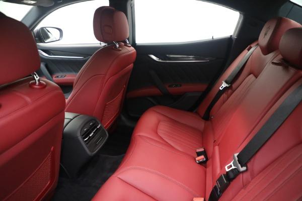 New 2021 Maserati Ghibli SQ4 GranLusso for sale Sold at Alfa Romeo of Greenwich in Greenwich CT 06830 19