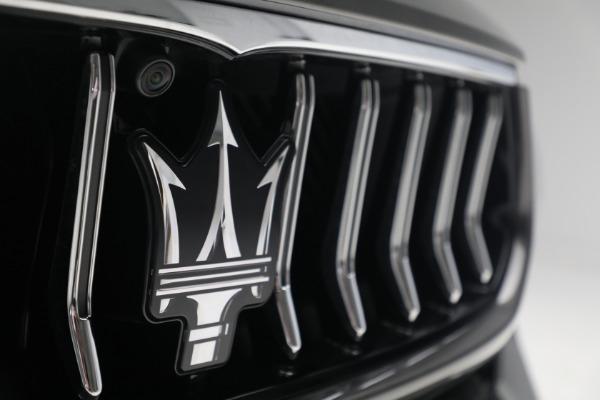 New 2021 Maserati Ghibli SQ4 GranLusso for sale Sold at Alfa Romeo of Greenwich in Greenwich CT 06830 27