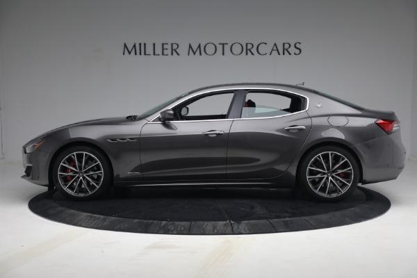 New 2021 Maserati Ghibli SQ4 GranLusso for sale Sold at Alfa Romeo of Greenwich in Greenwich CT 06830 3