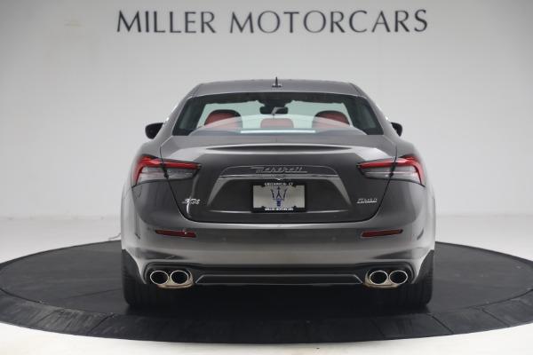 New 2021 Maserati Ghibli SQ4 GranLusso for sale Sold at Alfa Romeo of Greenwich in Greenwich CT 06830 6