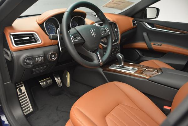 New 2016 Maserati Ghibli S Q4 for sale Sold at Alfa Romeo of Greenwich in Greenwich CT 06830 13