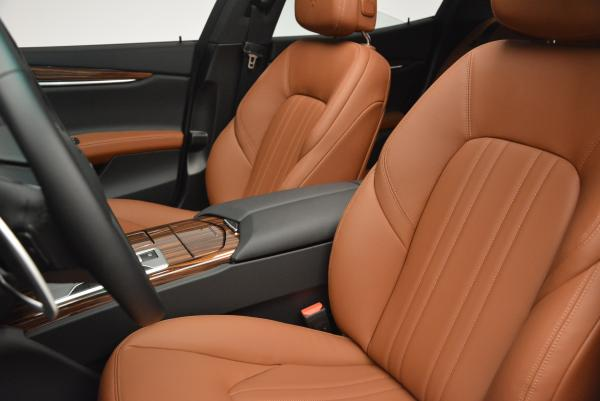 New 2016 Maserati Ghibli S Q4 for sale Sold at Alfa Romeo of Greenwich in Greenwich CT 06830 15