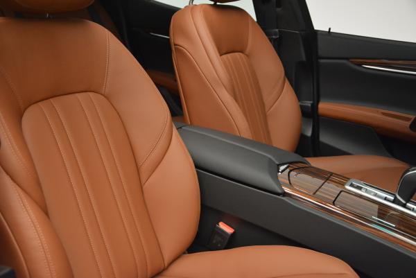 New 2016 Maserati Ghibli S Q4 for sale Sold at Alfa Romeo of Greenwich in Greenwich CT 06830 21