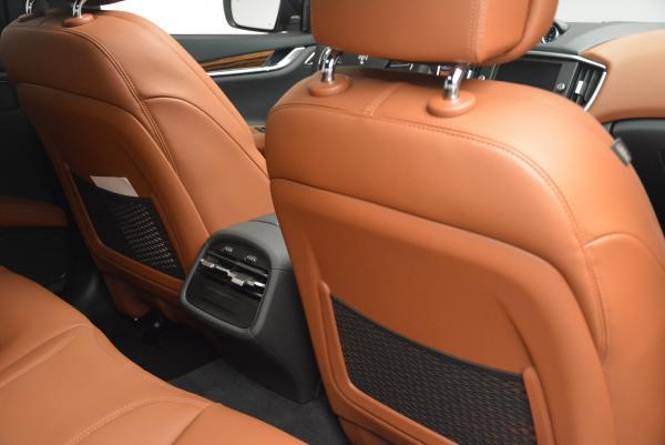 New 2016 Maserati Ghibli S Q4 for sale Sold at Alfa Romeo of Greenwich in Greenwich CT 06830 22
