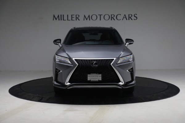 Used 2018 Lexus RX 350 F SPORT for sale $44,900 at Alfa Romeo of Greenwich in Greenwich CT 06830 12