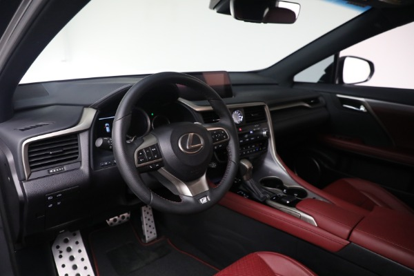 Used 2018 Lexus RX 350 F SPORT for sale $44,900 at Alfa Romeo of Greenwich in Greenwich CT 06830 13