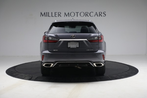 Used 2018 Lexus RX 350 F SPORT for sale $44,900 at Alfa Romeo of Greenwich in Greenwich CT 06830 6