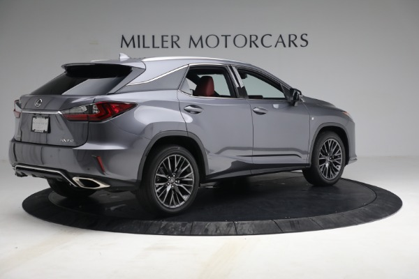 Used 2018 Lexus RX 350 F SPORT for sale $44,900 at Alfa Romeo of Greenwich in Greenwich CT 06830 8