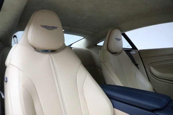 Used 2018 Aston Martin DB11 V12 for sale $164,990 at Alfa Romeo of Greenwich in Greenwich CT 06830 16