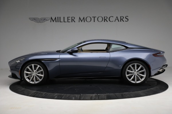Used 2018 Aston Martin DB11 V12 for sale $164,990 at Alfa Romeo of Greenwich in Greenwich CT 06830 2