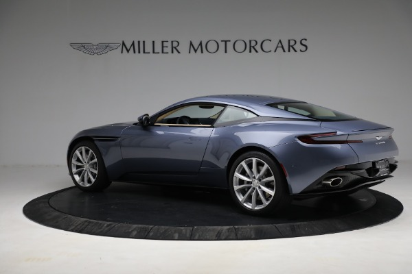 Used 2018 Aston Martin DB11 V12 for sale $164,990 at Alfa Romeo of Greenwich in Greenwich CT 06830 3