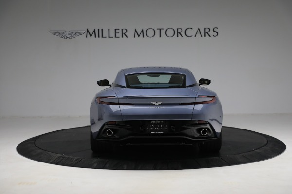Used 2018 Aston Martin DB11 V12 for sale $164,990 at Alfa Romeo of Greenwich in Greenwich CT 06830 5