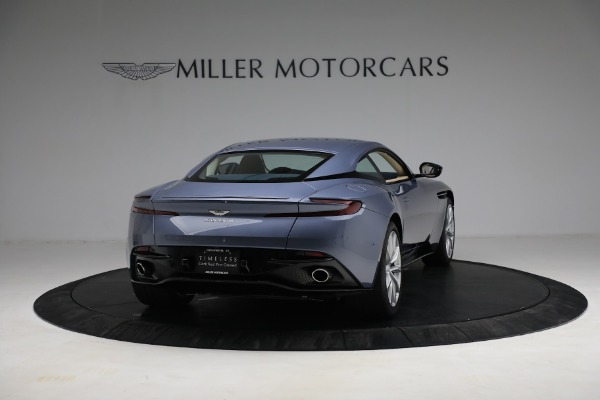 Used 2018 Aston Martin DB11 V12 for sale $164,990 at Alfa Romeo of Greenwich in Greenwich CT 06830 6
