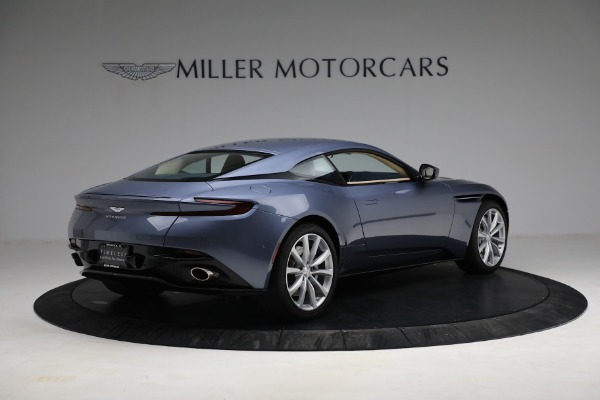 Used 2018 Aston Martin DB11 V12 for sale $164,990 at Alfa Romeo of Greenwich in Greenwich CT 06830 7