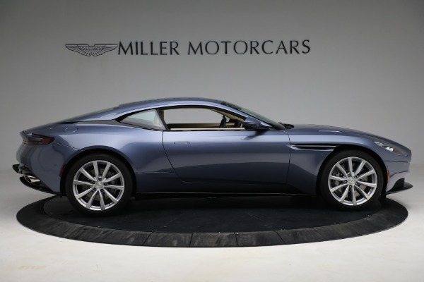 Used 2018 Aston Martin DB11 V12 for sale $164,990 at Alfa Romeo of Greenwich in Greenwich CT 06830 8