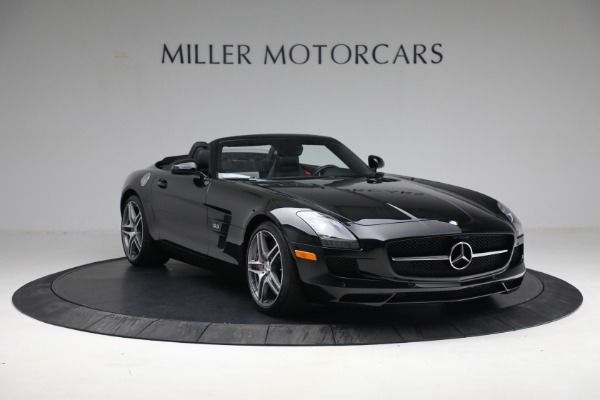 Used 2014 Mercedes-Benz SLS AMG GT for sale Call for price at Alfa Romeo of Greenwich in Greenwich CT 06830 10