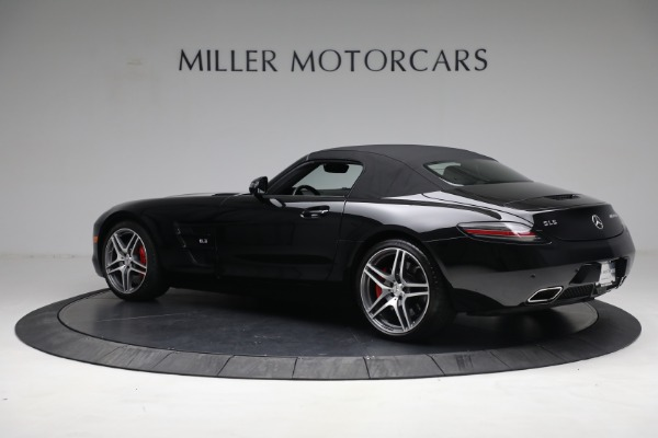 Used 2014 Mercedes-Benz SLS AMG GT for sale Call for price at Alfa Romeo of Greenwich in Greenwich CT 06830 12