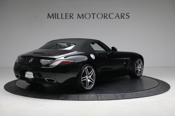 Used 2014 Mercedes-Benz SLS AMG GT for sale Call for price at Alfa Romeo of Greenwich in Greenwich CT 06830 13