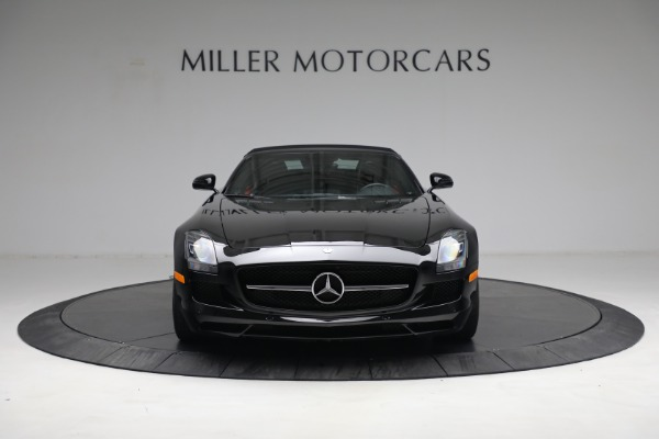 Used 2014 Mercedes-Benz SLS AMG GT for sale Call for price at Alfa Romeo of Greenwich in Greenwich CT 06830 15