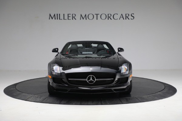 Used 2014 Mercedes-Benz SLS AMG GT for sale Call for price at Alfa Romeo of Greenwich in Greenwich CT 06830 16