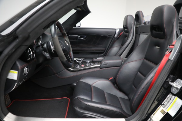 Used 2014 Mercedes-Benz SLS AMG GT for sale Call for price at Alfa Romeo of Greenwich in Greenwich CT 06830 18