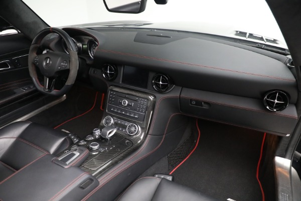 Used 2014 Mercedes-Benz SLS AMG GT for sale Call for price at Alfa Romeo of Greenwich in Greenwich CT 06830 20