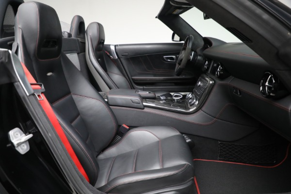 Used 2014 Mercedes-Benz SLS AMG GT for sale Call for price at Alfa Romeo of Greenwich in Greenwich CT 06830 21