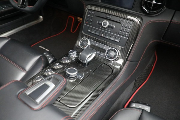 Used 2014 Mercedes-Benz SLS AMG GT for sale Call for price at Alfa Romeo of Greenwich in Greenwich CT 06830 23
