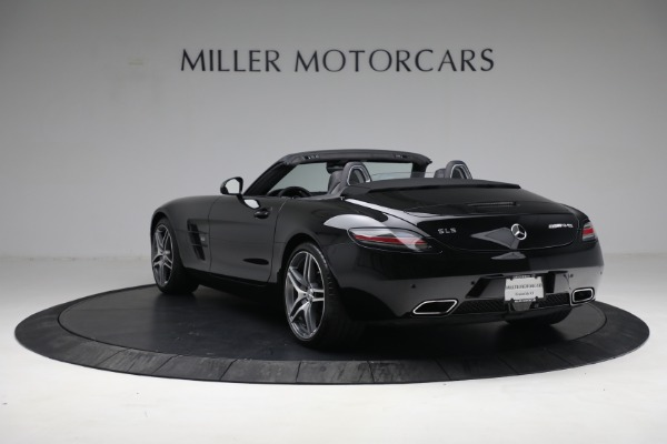 Used 2014 Mercedes-Benz SLS AMG GT for sale Call for price at Alfa Romeo of Greenwich in Greenwich CT 06830 5