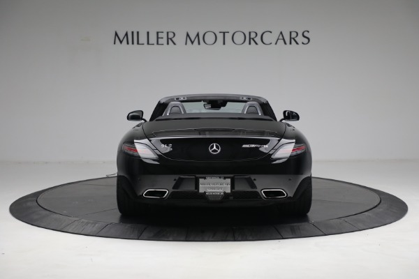Used 2014 Mercedes-Benz SLS AMG GT for sale Call for price at Alfa Romeo of Greenwich in Greenwich CT 06830 6