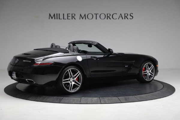 Used 2014 Mercedes-Benz SLS AMG GT for sale Call for price at Alfa Romeo of Greenwich in Greenwich CT 06830 8