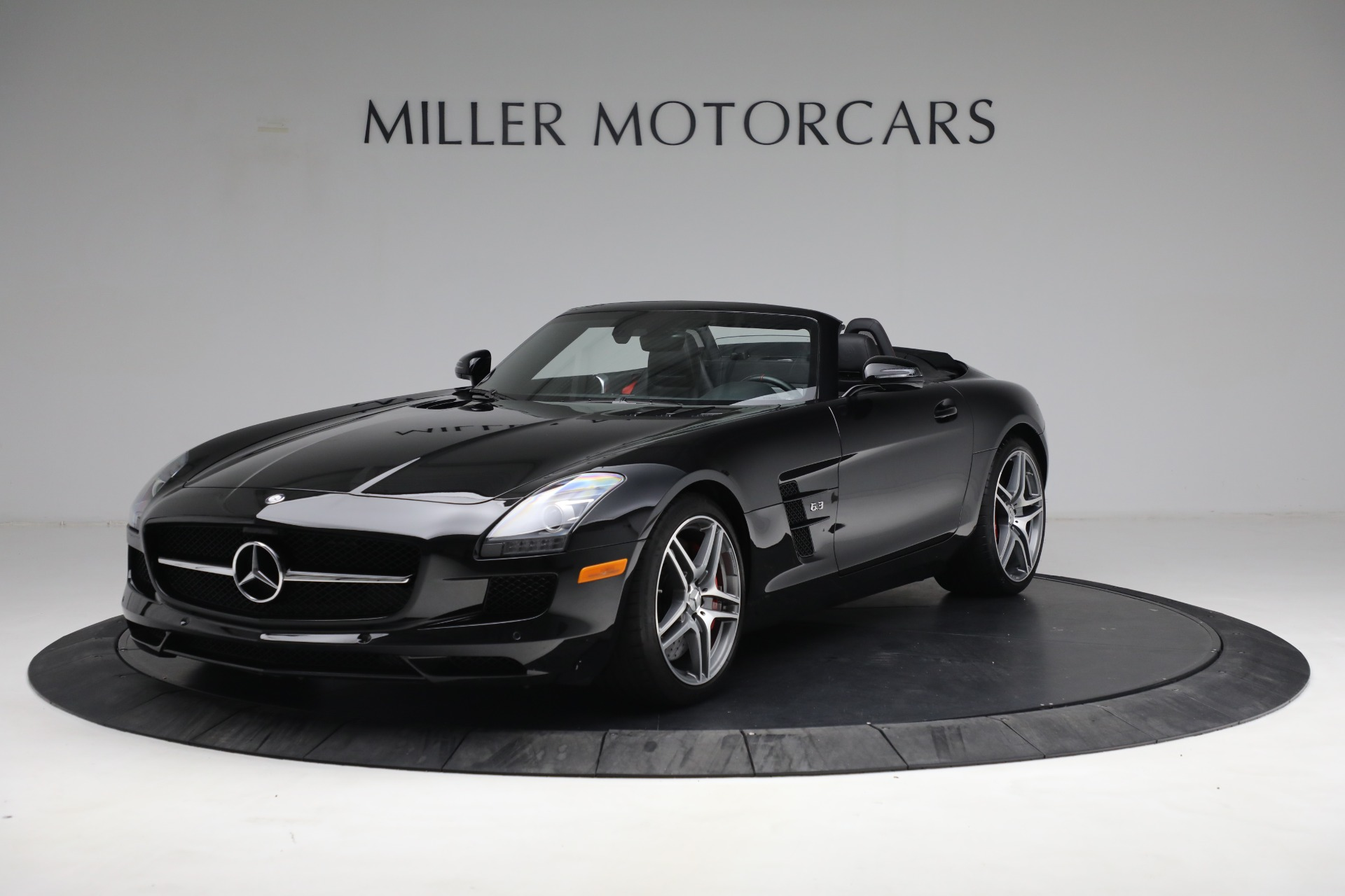 Used 2014 Mercedes-Benz SLS AMG GT for sale Call for price at Alfa Romeo of Greenwich in Greenwich CT 06830 1