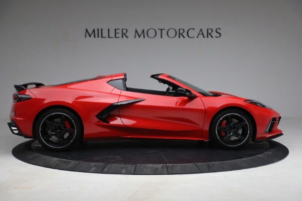 Used 2020 Chevrolet Corvette Stingray for sale Sold at Alfa Romeo of Greenwich in Greenwich CT 06830 10