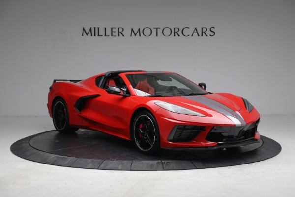Used 2020 Chevrolet Corvette Stingray for sale Sold at Alfa Romeo of Greenwich in Greenwich CT 06830 12