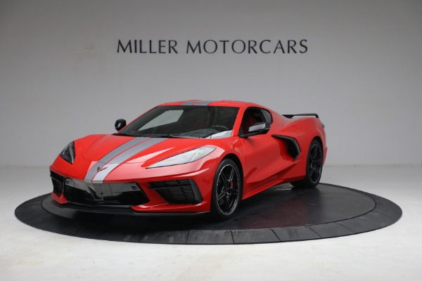 Used 2020 Chevrolet Corvette Stingray for sale Sold at Alfa Romeo of Greenwich in Greenwich CT 06830 14