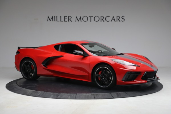 Used 2020 Chevrolet Corvette Stingray for sale Sold at Alfa Romeo of Greenwich in Greenwich CT 06830 19