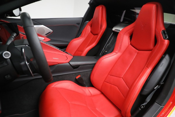 Used 2020 Chevrolet Corvette Stingray for sale Sold at Alfa Romeo of Greenwich in Greenwich CT 06830 20