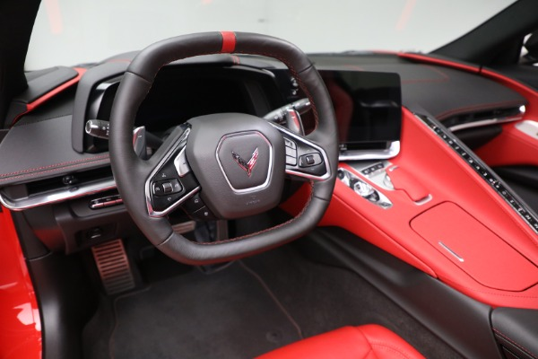 Used 2020 Chevrolet Corvette Stingray for sale Sold at Alfa Romeo of Greenwich in Greenwich CT 06830 21