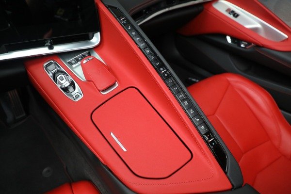 Used 2020 Chevrolet Corvette Stingray for sale Sold at Alfa Romeo of Greenwich in Greenwich CT 06830 22