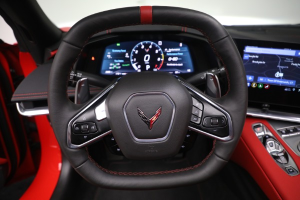 Used 2020 Chevrolet Corvette Stingray for sale Sold at Alfa Romeo of Greenwich in Greenwich CT 06830 23