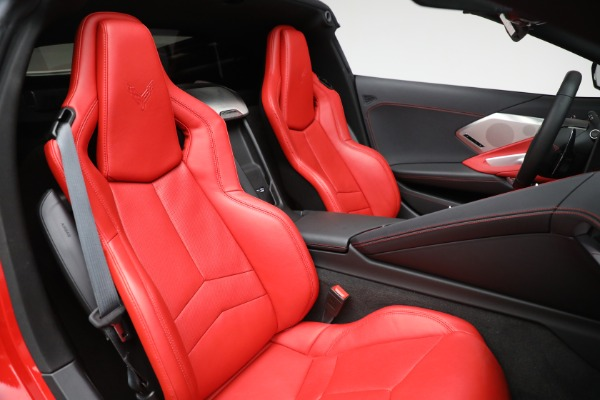 Used 2020 Chevrolet Corvette Stingray for sale Sold at Alfa Romeo of Greenwich in Greenwich CT 06830 24