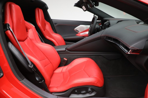 Used 2020 Chevrolet Corvette Stingray for sale Sold at Alfa Romeo of Greenwich in Greenwich CT 06830 25