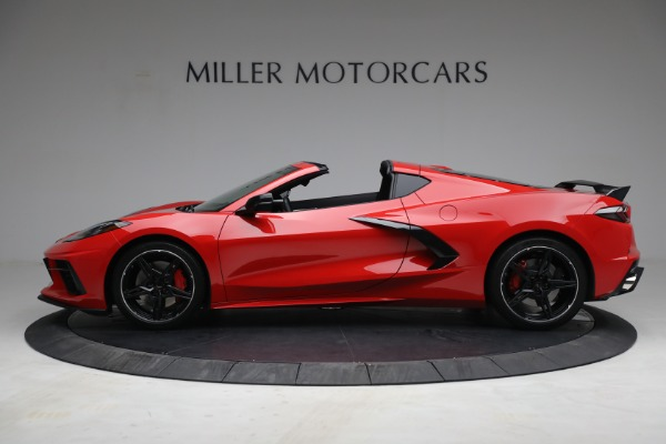 Used 2020 Chevrolet Corvette Stingray for sale Sold at Alfa Romeo of Greenwich in Greenwich CT 06830 3