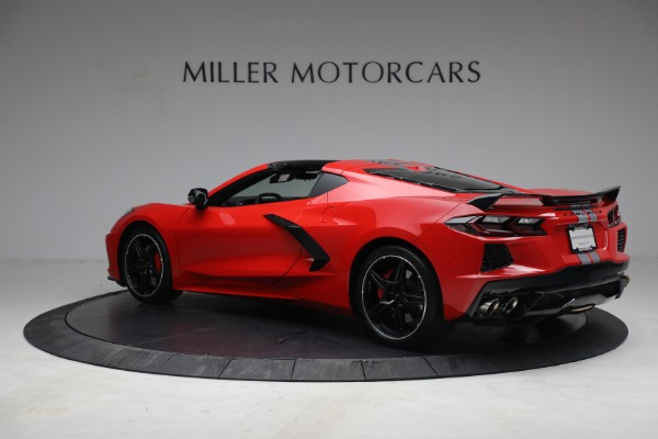Used 2020 Chevrolet Corvette Stingray for sale Sold at Alfa Romeo of Greenwich in Greenwich CT 06830 4