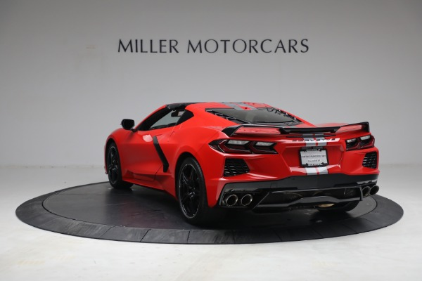Used 2020 Chevrolet Corvette Stingray for sale Sold at Alfa Romeo of Greenwich in Greenwich CT 06830 5