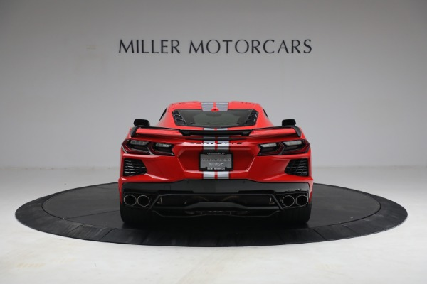Used 2020 Chevrolet Corvette Stingray for sale Sold at Alfa Romeo of Greenwich in Greenwich CT 06830 7