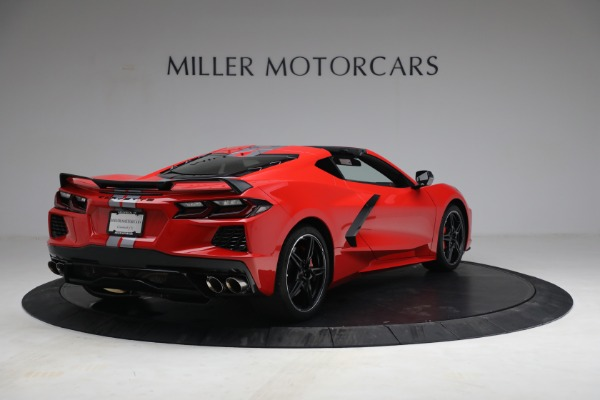 Used 2020 Chevrolet Corvette Stingray for sale Sold at Alfa Romeo of Greenwich in Greenwich CT 06830 8